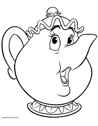Small Picture Emejing Beauty And The Beast Coloring Pages Ideas New Printable