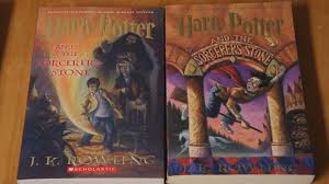 new harry potter and the sorcerer s stone book cover artwork rare you