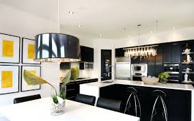 Here is another project by Saskatoon's Atmosphere Interior Design.  Coincidentally it is again in my favourite colour palette of  black/white/yellow.