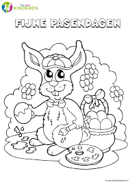 25 Zoeken Paasei Vrolijk Pasen Kleurplaat Mandala Kleurplaat Voor