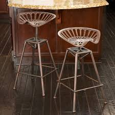 wooden tractor seat bar stools. Full Size Of Charlieetal Design Tractor Seat Adjustable Bar Stool Drop Gorgeous Bartletts Careers Barlows Used Wooden Stools R