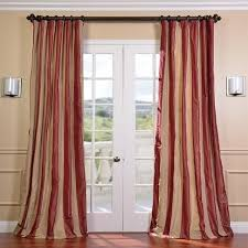 amazing wine red blackout modern brief style customized plaid curtains tan and red curtains plan