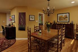 classy dining room wall colors