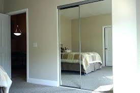 sliding closet door mirror replacement closet door mirror sliding sliding door wardrobe with mirror best of