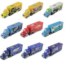 cars 2 toys diecast. Beautiful Toys 28 Stye Pixar Cars 2 Toys Diecast Alloy And Plastic Mack Truck Chick Hicks  Toy Model On