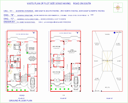 house plan for 30x50 plot fresh house plans for south facing plots south facing house vastu