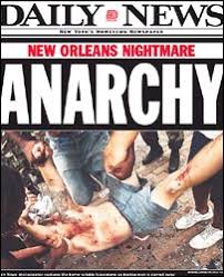 Image result for new york daily news hurricane katrina front page