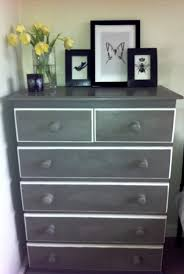 Pine Bedroom Chest Of Drawers Old Pine Chest Of Drawers Painted In Annie Sloane Paris Grey And