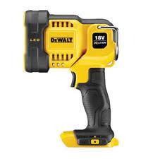dewalt flashlight 18v. dewalt led flashlight dcl043 n 18v xr work light bare tool / body only dewalt o