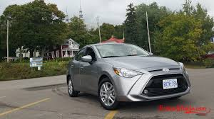 Driven: 2016 Toyota Yaris Sedan