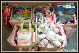 a little bit of everything: Helpful Hints: Wrapping Baby Shower Gift