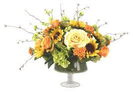 Creative Displays And Designs Inc Cdfl218 Flower Arrangment Sunflower Arrangements Faux