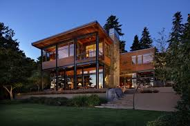 view in gallery grand glass lake house with bold steel frame 1 thumb 630x419 10604 grand glass lake house