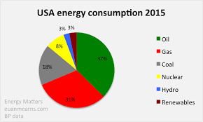 Us Energy Consumption Pie Chart Primary Energy In The European Union And U S Compared
