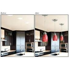 convert recessed light to track stupendous beautiful how change pendant or interior design 24