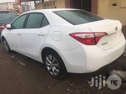 toyota corolla 2015 white. Exellent Corolla Toyota Corolla 2015 White In Surulere  Cars Scrollfield Enterprise   Jijing For Sale Buy Cars From On Inside