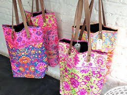 Small Picture I bought one of these colourful totes from the Home Store in