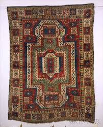 sold for 38 188 sewan kazak rug