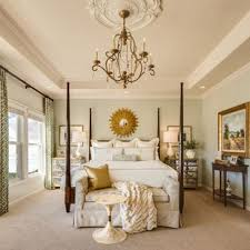 Bedroom furniture inspiration Luxury Hotel Inspiration For Large Timeless Master Carpeted Bedroom Remodel In Kansas City With Green Walls Houzz 75 Most Popular Bedroom Design Ideas For 2019 Stylish Bedroom