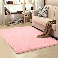 plush area rugs for living room. Interior, Amazon Com LOCHAS Soft Indoor Modern Area Rugs Fluffy Living Room Unusual Plush For