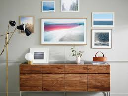 samsung the frame tv is literally wall art costs 2 000