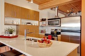 Cute Kitchen For Apartments Wall Mounted Drawers As Bar Table Small Kitchen Decorating Ideas