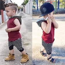 Image trendy baby Newborn Hot Sale New Trendy Baby Boys Conjunto Infantil Toddler Kids Baby Boy Hooded Vest Topsshorts Pants 2pcs Outfits Clothes Set Aliexpress Hot Sale New Trendy Baby Boys Conjunto Infantil Toddler Kids Baby