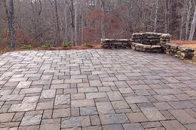 Herringbone Pattern Pavers Stunning Paver Patio In Modified Herringbone Pattern EliteScapes LLC