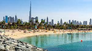 Dubai öffnet sich wieder für internationale Touristen