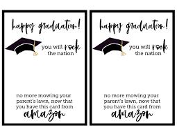 Free Printable Graduation Cards Free Printable Graduation Card Paper Trail Design