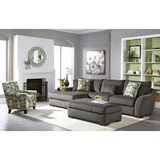 loveseat set wwood legs for the contemporary sofa fabric 2 seater 3 seater swell jonas oasis 2 pc sectional american signature furniture living