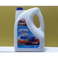 Dung dịch bọt tuyết rửa xe ô tô xe máy đậm đặc FOCAR Car WASH FOAM 4L