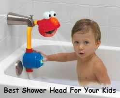 Shower Heads for Kids