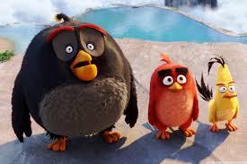 Bomb, Red, Chuck - Angry Birds Ultra HD Desktop Background Wallpaper for 4K  UHD TV : Widescreen & UltraWide Desktop & Laptop : Tablet : Smartphone