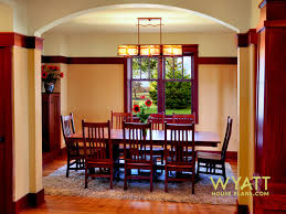 craftsman lighting dining room. Dining Room New Craftsman Home Arts And Crafts Lighting F
