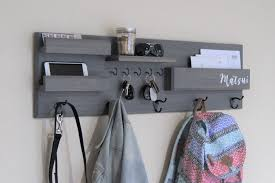 Coat Rack Mail Organizer Furniture Coat Rack With Shelf Awesome Entryway Organizer Coat Rack 58