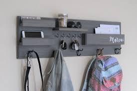 Coat Rack Mail Organizer Furniture Coat Rack With Shelf Awesome Entryway Organizer Coat Rack 58