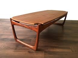 teak coffee table. Retro Teak Coffee Table Outdoor
