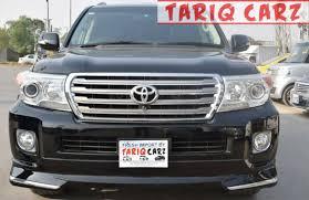 Tariq Carz » Toyota Land Cruiser '2012