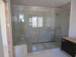 modernize your bathroom with a frameless glass shower enclosure and tempered glass shower walls tempered