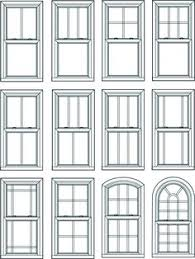 Double Hung Window Double Hung windows operate by sliding either of the  sashes up an down