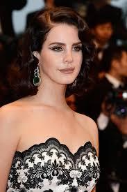 lana del rey style beauty lookbook