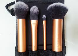 the brushes are really soft but good at what their supposed to do easy to clean best makeup