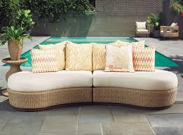 Chaise Lounge Sofa Cindy Crawford Home Metropolis Microfiber - Chaise lounge living room furniture