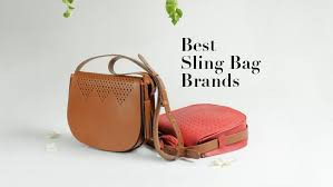 top popular sling bags brands in india for ping
