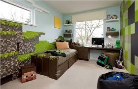 image of kids minecraft room decor