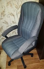 Обзор на <b>Кресло Tetchair СН888 ткань</b>, серый, 207/12 (<b>сетка</b>)