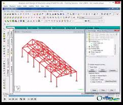 Bridge Design In Staad Pro Analysis And Design Of Structures Using Staad Pro V8i