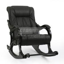 <b>Кресло</b>-<b>качалка МИ</b> Модель 77 экокожа купить за руб. в интернет ...