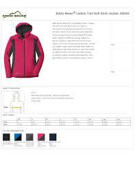 Eddie Bauer Womens Trail Soft Shell Jackets True To Size